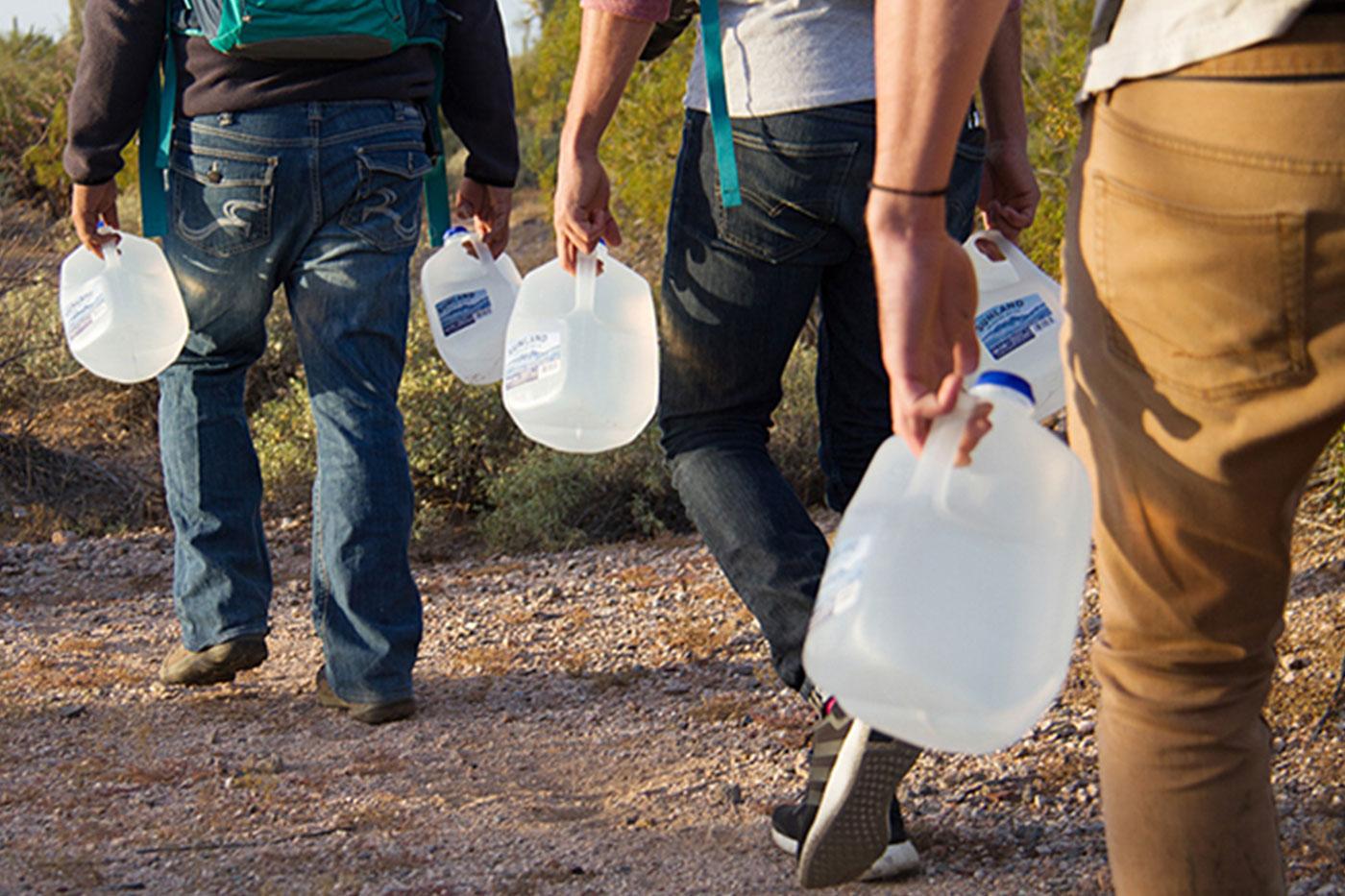 Criminalizing Humanitarian Aid at the U.S.-Mexico Border